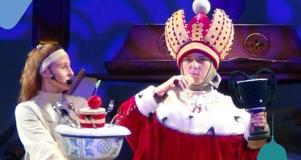 Липецкий театр кукол наградили за сказку-притчу