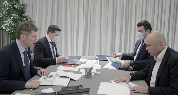 Переговоры на федеральном уровне