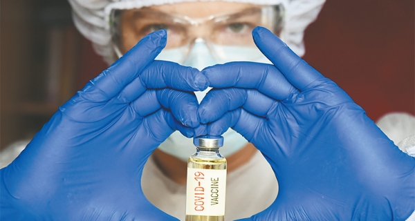 Спасительная вакцина
