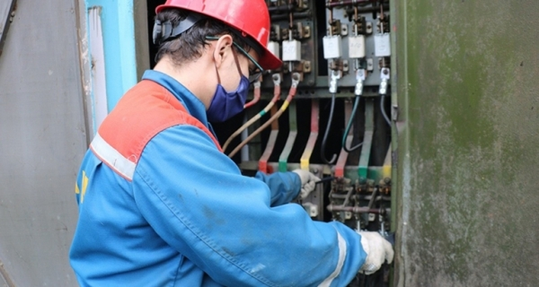 Энергетики устраняют последствия аварии
