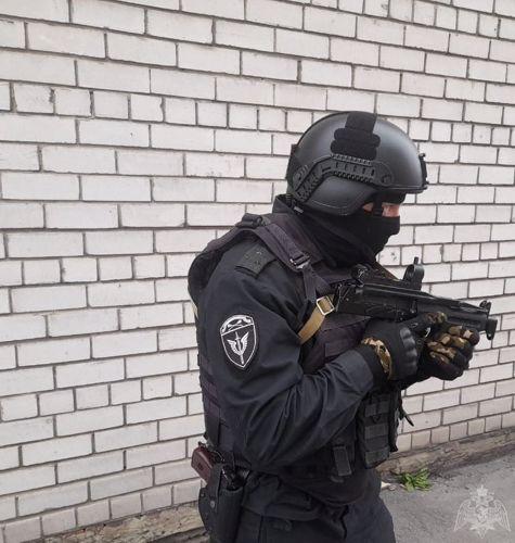 Подозреваемые в похищении человека задержаны при поддержке липецкого ОМОН Росгвардии