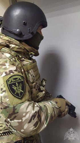 В Липецке при содействии СОБР Росгвардии пресечена незаконная деятельность в сфере оборота оружия