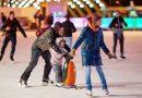 Мэрия Липецка организовала бесплатную акцию «Ночь на льду»